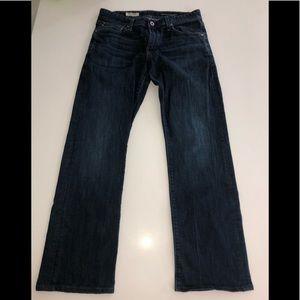 Adriano goldschmied ag jeans protégé straight 30